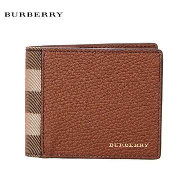 BURBERRY/巴宝莉 BURBERRY巴宝莉 Burberry/博柏利 男士钱包 4061995 大牌品质 洲际速买