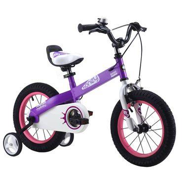 优贝/RoyalBaby 儿童自行车 哈尼宝贝儿童自行车 RB12-15 12寸