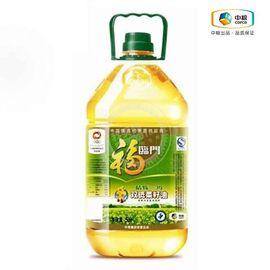 福临门 精炼一级双低菜籽油 5L 食用油 含有亚油酸,亚麻酸 (桶装)