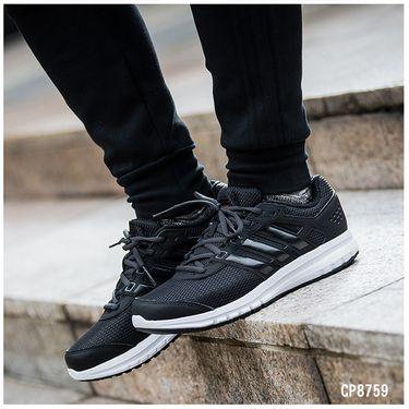 阿迪达斯 男鞋 2018春季新款网面透气休闲轻便运动跑步鞋CP8759
