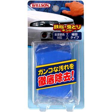 威颂 WILLSON强力去污粘土 03074【日本原装进口】