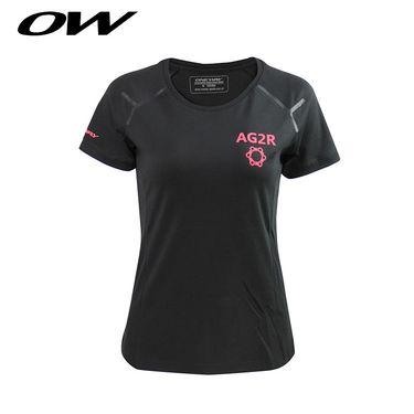 ONE WAY 经典女式圆领纯棉短袖T恤 9617230105
