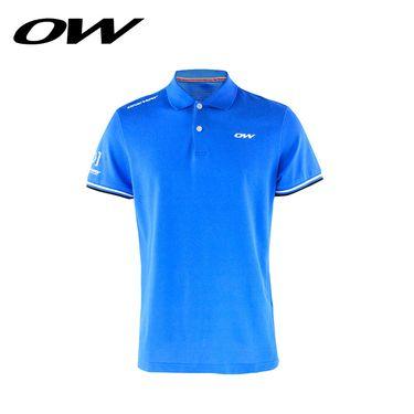 ONE WAY 男式纯棉透气POLO衫短袖 9517230102