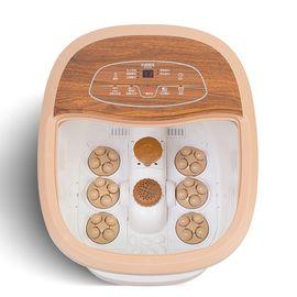 凯伦诗 (CLORIS)F208 足浴盆全自动按摩 深桶足浴器洗脚盆 电动加热泡脚桶恒温足疗盆