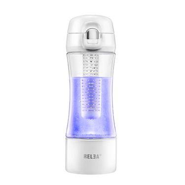 物生物 水素富氢水杯 (送杯刷、餐具三件套)