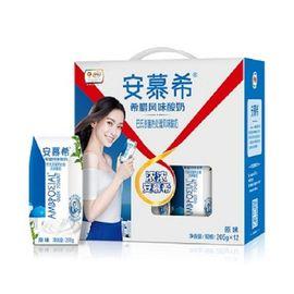 伊利 安慕希酸奶205g×12盒×2箱