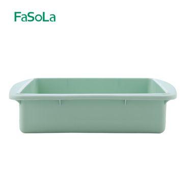FASOLA 耐高温加厚硅胶蛋糕模不粘模具烤箱家用