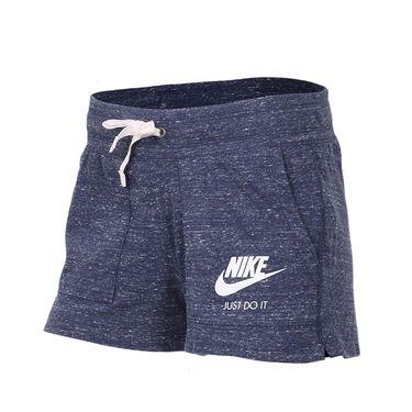 耐克 NIKE女裤2018夏季新款运动休闲针织透气训练短裤883734
