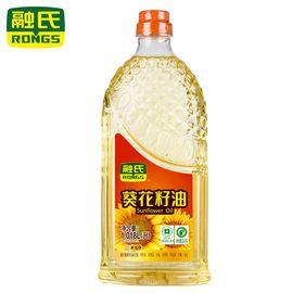 融氏  【进口原料】葵花籽油1.018L【物理压榨、油品清香透亮】