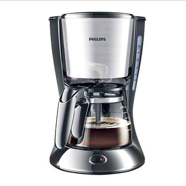 飞利浦 HD7434美式全自动咖啡机家用/商用煮咖啡壶防滴漏