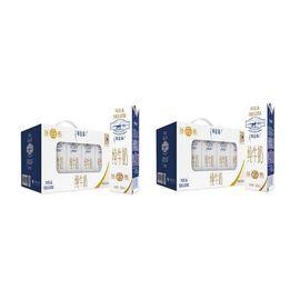 蒙牛 特仑苏 纯牛奶250ml×12盒×2箱