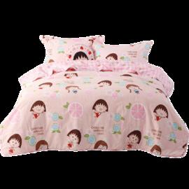 多喜爱  樱桃小丸子 全棉可水洗 空调被 樱桃小小丸子 夏薄被