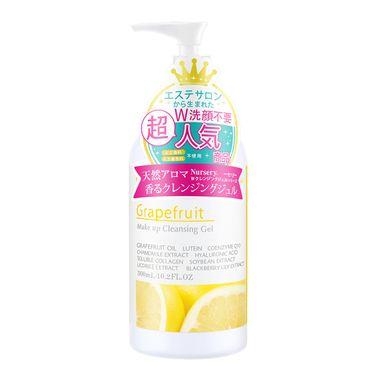 娜诗丽 Nursery卸妆啫喱乳西柚味300ml 保湿温和滋润 干敏肌肤 脆弱肌干皮优选 水润不紧绷