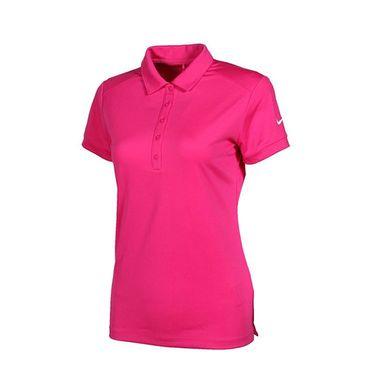 耐克 NIKE新款高尔夫女装POLO衫  GOLF 女士排汗速干短袖T桖725586  奇欢体育