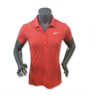耐克 Nike高尔夫女装 女子短袖翻领针织衫725609 奇欢体育