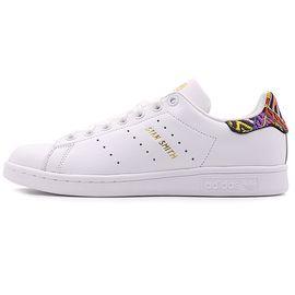 阿迪达斯 adidas STAN SMITH三叶草女鞋运动鞋休闲小白鞋板鞋 CQ2814