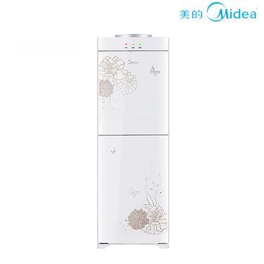 美的 饮水机  立式冰热全自动家用办公室用饮水机 YD1226S-W 白色