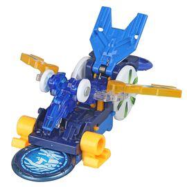 奥迪双钻  爆裂飞车3兽神合体变形玩具 两次空翻变形-疾影风 684101