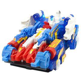 奥迪双钻 爆裂飞车3兽神合体变形玩具 合体弹射系列-御星神684301
