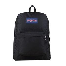 JANSPORT 杰斯伯 男女款双肩背包校园休闲包书包 T501 纯色合集