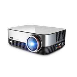 坚果 【官方旗舰店】JmGO A6投影机支持1080p家用高清微型智能wifi无线投影仪家庭影院