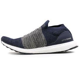 阿迪达斯  男鞋 新款袜子运动鞋Ultra Boost缓震跑步鞋 BB6135