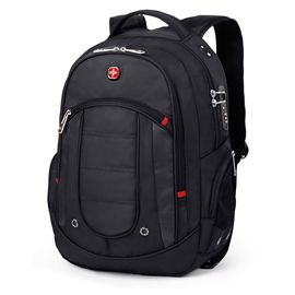 CROSSGEAR 瑞士军刀 安全箱包休闲商务15.6寸电脑包双肩包户外旅行包配安全加密锁 CR-9003