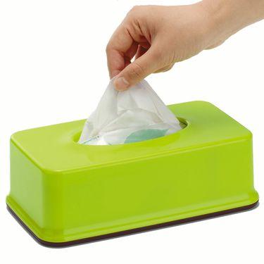 inomata 日本进口纸巾盒 抽纸盒 纸巾收纳盒 车载纸巾抽纸盒