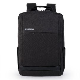 SWISSGEAR瑞士军刀 商务尼龙15.6英寸电脑包 休闲双肩包外置USB充电 时尚多功能背包 学生书包SA-5202