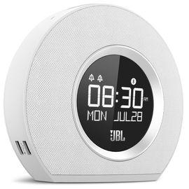 JBL Horizon 无线蓝牙音响 桌面闹钟音箱 FM收音机 音乐地平线