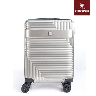 CROWN/皇冠 拉杆箱 拉杆箱 20寸静音八轮万向轮 转动灵活 C-F0210H 磨砂钛金