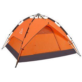 伯希和 PELLIOT户外帐篷 野外3-4人露营防雨家庭野营速开全自动帐篷