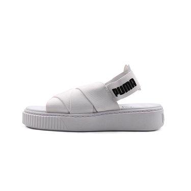 PUMA彪马 女鞋夏季新款防滑耐磨厚底拖鞋休闲沙滩鞋凉鞋365478