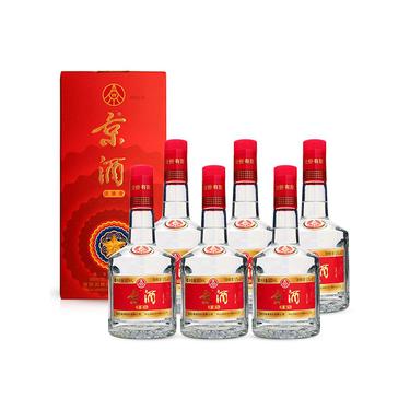 五粮液 股份公司 ·京酒淡雅香52°  【宜宾五粮液股份原厂生产】