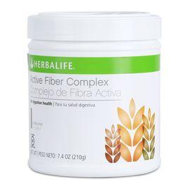 康宝莱/HERBALIFE 康宝莱健康瘦身纤维粉膳食复合活化纤维素代餐营养粉 (原味)210g  美国进口 纤维营养 信营全球购