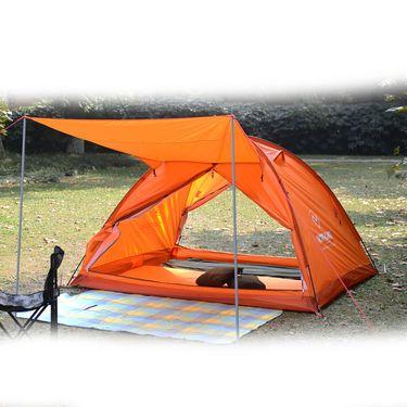 诺诗兰 NORTHLAND 户外休闲家庭帐篷 A990125