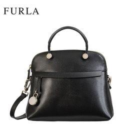 Furla 芙拉 Piper系列 真皮手拎包挎包单肩包 多色可选