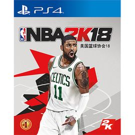 SONY/索尼 NBA2K18 PS4游戏