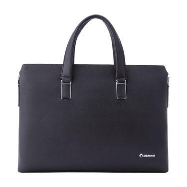 DIPLOMAT 外交官 时尚潮流商务男士手提包 公文包 休闲商务包 大容量横款手提包 DL-1712F