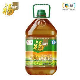 福临门  家乡味AE浓香营养菜籽油 非转基因 4L