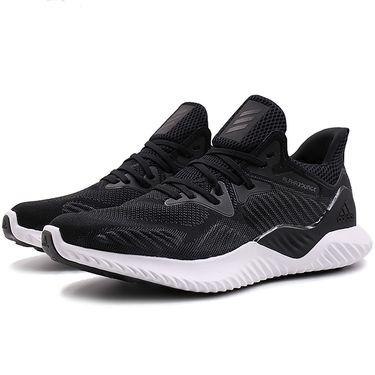 阿迪达斯 Adidas男鞋 夏季新款小椰子bounce byound系列轻便透气休闲慢跑鞋运动跑步鞋 AC8273