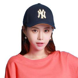 MLB 美职棒NY男女通用洋基队遮阳防晒鸭舌棒球帽