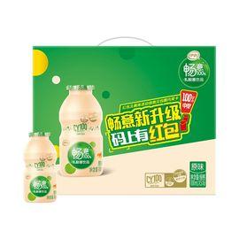 伊利 畅意100%乳酸菌原味100ml*30瓶