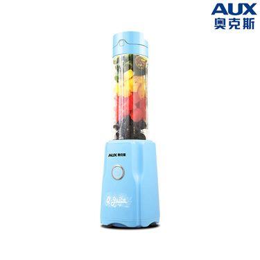 奥克斯 便携迷你多功能果汁随行杯搅拌机 HX-BL01 奶昔辅食可榨汁 大小双杯替换