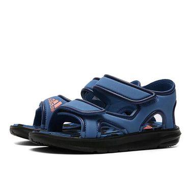 阿迪达斯 Adidas 男女童鞋 夏魔术贴凉鞋小童沙滩鞋
