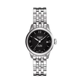 TISSOT 天梭瑞士手表 时尚休闲力洛克机械女表 T41.1.183.54