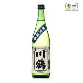 中粮 川鹤大濑户纯米清酒 720ml