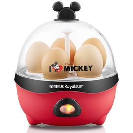 荣事达 迪士尼动力源煮蛋器家用早餐机 防干烧断电 RD-Q358