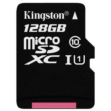 金士顿 128g内存卡sd卡高速tf卡Class10 128g手机内存卡