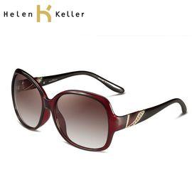 海伦凯勒 太阳镜 女款 简约时尚魅力出街搭配 林志玲明星同款偏光墨镜 H8232